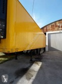 Tandem mono temperature refrigerated trailer