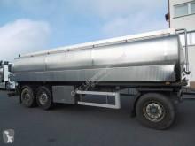 Langfeld/Schwarte Anhänger Tankfahrzeug Lebensmittel