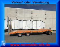 remorque Möslein T 3- 6 LW VB 1 t hydr 3 Achs Tieflader Neufahrze