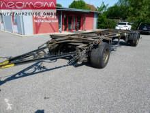Schmitz Cargobull AFW 18, Drehschemel Maxi-BDF-Lafette, deutsch trailer