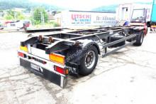 reboque chassis usado