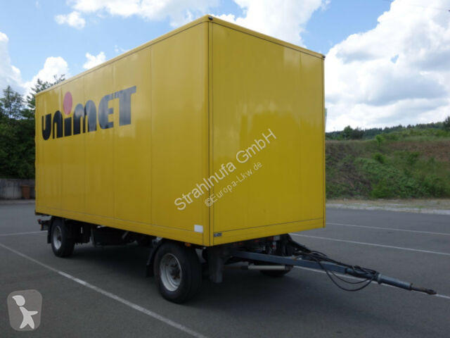 View images Nc Schutz 9,5to.  trailer