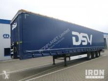 Krone Profi TIR Liner trailer