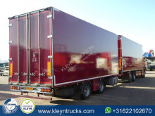 Pacton mono temperature refrigerated trailer