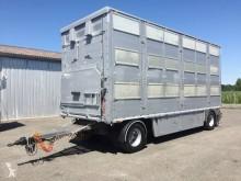 gebrauchter Anhänger Viehtransporter