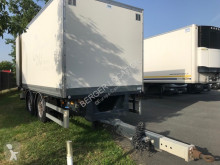 Lecitrailer plywood box trailer