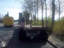 Langendorf ATU4-40 Tieflader mit Rampen trailer
