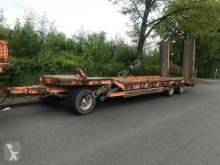 Tieflader MULLER-MITTELTAL - 3 Achser trailer