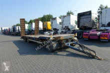 SAF heavy equipment transport trailer