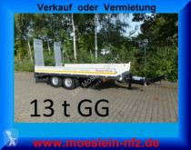 aanhanger Möslein TTT 13- 5,2 Weiß Neuer Tandemtieflader 13 t GG