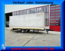 Möslein EPT 1A Schwebheim 1 Achs Planenanhänger trailer