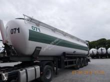 remolque cisterna gránulos / polvo usado