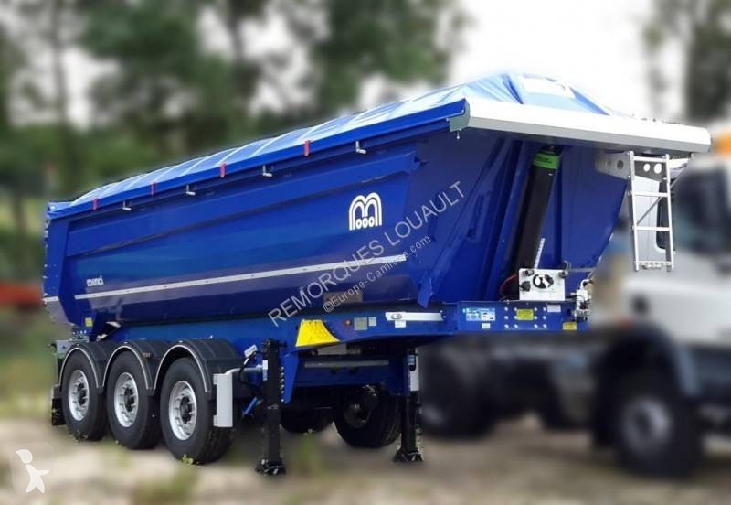 View images Menci SA700R trailer
