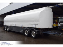 Eurotank 38000 Liter, 5 compartments trailer