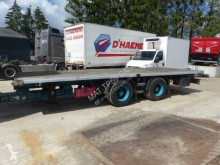 Samro flatbed trailer