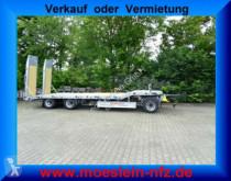Möslein T 3-6,50 VB F 3 Achs Tieflader- Anhänger, Neufah trailer