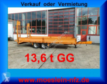 n/a TL140 13,6 t Tandemtieflader trailer