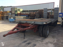 De Angelis flatbed trailer