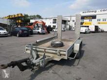 Hubière flatbed trailer