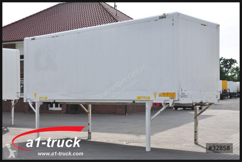 Ver as fotos Equipamentos pesados Krone WB BDF 7,45 Koffer, Code XL, Zurrösen,