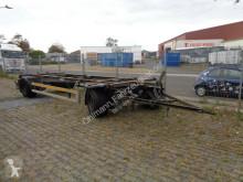 remorque Schmitz Cargobull AFW 18 - REIFEN NEUWERTIG