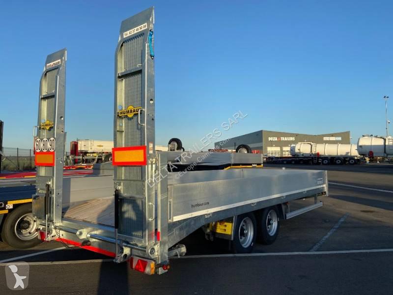 View images Humbaur HBT 106224 - NEUVE - 2 rampes - Disponible sur parc trailer