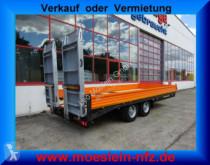 remorque Möslein TTT 11-6,2 BR Orange Tandemtieflader mit breiten