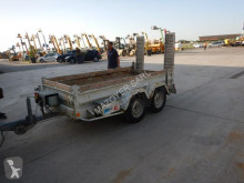 Moiroud heavy equipment transport trailer