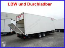 Möslein TKO 105 DL Schwebheim Tandem Koffer mit Ladebord trailer