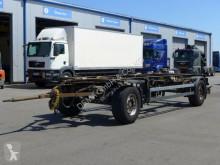 remorque Schmitz Cargobull AWF 18*SAF-Achsen*BDF*