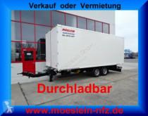 Möslein TKO 105 D Schwebheim Tandem- Koffer- Anhänger, D trailer