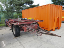 Hüffermann HSA16.70 trailer