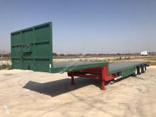 Bartoletti flatbed semi-trailer