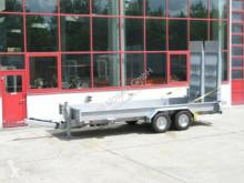 Möslein TT 11-E6x2 Tandemtieflader mit breiten Rampen-- trailer