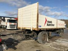 remolque Schmitz Cargobull Baustoff Anhänger TÜV 02/2020 Bremse Neu