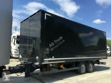 Saxas Tandem koffer Durchladbar AKD2-Achs Zentralachse trailer