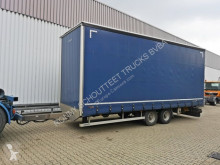 remorque nc ZCS100 ZCS100 Curtain-Sider