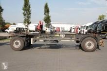 przyczepa Schmitz Cargobull 2 AXLE TRAILER SCHMITZ GOTHA AFW 18 BDF + BOX BODY KRONE