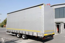 Tramp Trail TARPAULIN TRAILER 10 PH MEGA 7.7 M 4500 KG GVW trailer