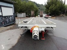 Asca heavy equipment transport trailer