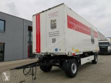 přívěs nosič kontejnerů použitý