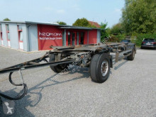 przyczepa Schmitz Cargobull AWF 18, Standartlafette, verzinkt, SAF Scheibe