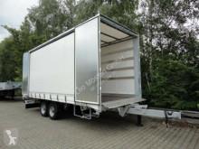 remorca furgon obloane rigide rabatabile nou
