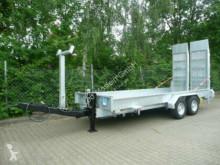 Möslein TT 11-E5x2 Tandemtieflader für Fräsen mitAuflage trailer
