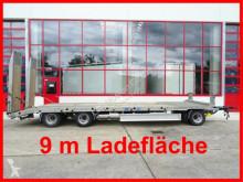 remolque Möslein TP3-P Schwebheim 3 Achs Tiefladeranhänger mit ge