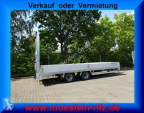 Möslein TTO 19-6,5 Hy 19 t Tandemtieflader, hydr. Rampen trailer
