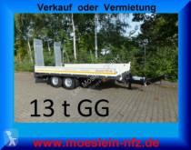 rimorchio Möslein TTT 13- 5,2 Weiß Neuer Tandemtieflader 13 t GG