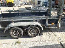 Saris heavy equipment transport trailer