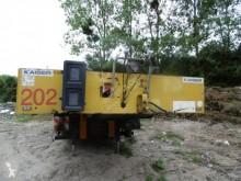 Kaiser heavy equipment transport trailer