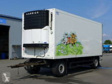Schmitz Cargobull KO 18*Carrier Maxima 1200*Rohrbahnen*TÜV*SAF* trailer